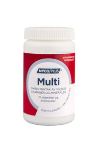 Nycoplus multivitaminer