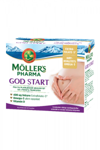 Möller's Pharma God start