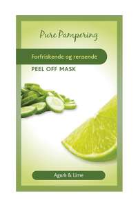 Pure pampering rensende peel off ansiktsmaske