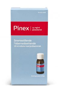 Pinex mikstur 24 mg/ml