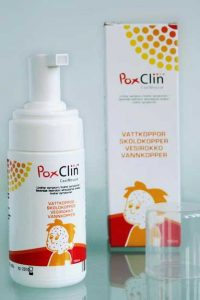 PoxClin CoolMousse