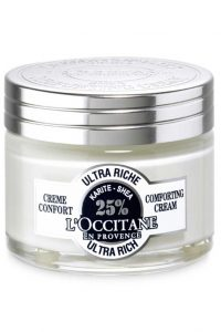 L'Occitane Shea ultra rich face cream