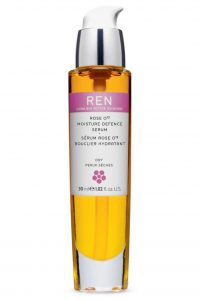 REN rose moisture defence serum