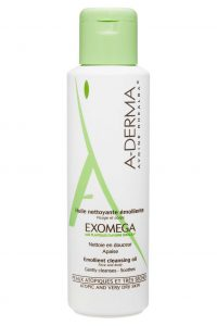 A-Derma Exomega Cleansing Oil