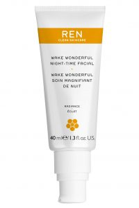 REN Wake Wonderful Nighttime Facial