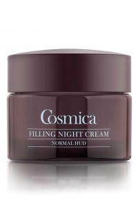Cosmica face anti age 40+ filling night normal