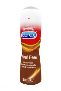 Durex Real Feel glidemiddel, 50 ml