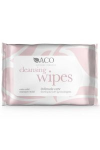 ACO Intimate Care Clean Wipes uten parfyme