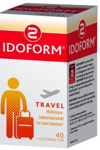 Idoform travel