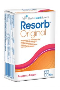 Resorb Original brusetabletter