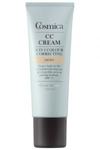 Cosmica Face CC Cream Light spf 15