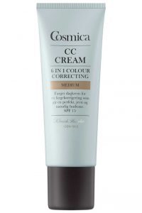 Cosmica Face CC Cream Medium spf 15