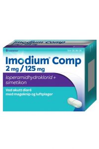Imodium Comp 2 mg/125 mg
