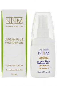 NISIM Argan Plus Wonder Oil