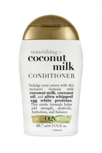 OGX Coconut Milk Conditioner reisestørrelse