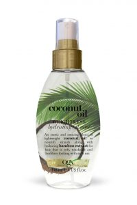 OGX coconut oil weightless oil mist