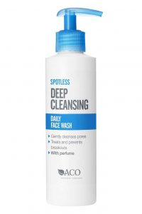 ACO Spotless Daily Face Wash