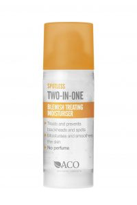 ACO Spotless Blemish Treatment Moisturizer