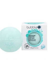 BubbleT Bath Fizzer Moroccan Mint Tea