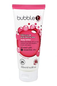 Bubble T Bodylotion Hibiscus & Acai Berry Tea