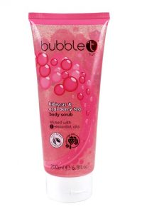 BubbleT Scrub Hibiscus & Acai Berry Tea