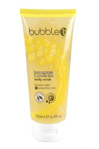 BubbleT Scrub Lemongrass & Green Tea