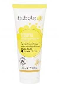 BubbleT Shower Gel Lemongrass & Green Tea