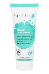 BubbleT Shower Gel Moroccan Mint Tea