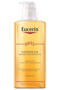 Eucerin pH5 Shower Oil uten parfyme