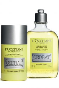 L'Occitane Men Gift Set